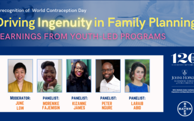 Driving Ingenuity in Family Planning: Learnings from Youth-Led Programs